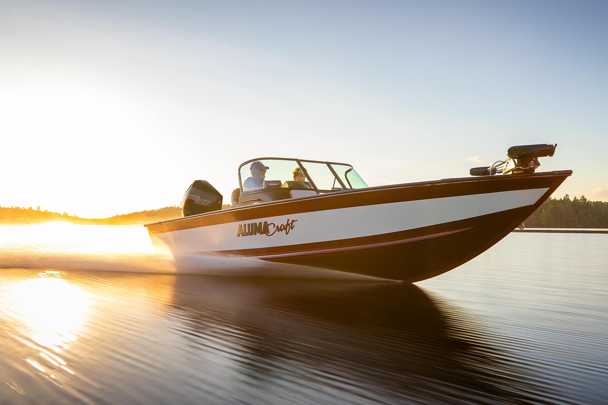 Alumacraft Boats: Aluminum fishing boats, Jon Boats and Bass Boats ...